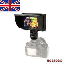 VILTROX DC-50 5'' Clip-on LCD HD Monitor HDMI 800×480 Pixels f Sony Canon DSLRs