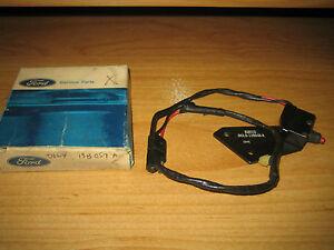 NOS Ford FoMoCo 1970 Lincoln Mark III Hidden Headlight Headlamp Cover Switch