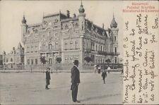 ROMANIA BUCARESTI PALATUL STURDZA MINISTERUL DE EXTERNE ED. SARAGA & CO