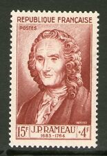 TIMBRE N° 947 NEUF * * -  GOM. ORIG. - JEAN-PHILIPPE RAMEAU ( COMPOSITEUR )