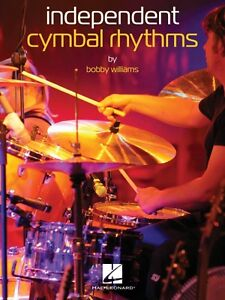 Independent Cymbal Rhythms Drum Instruction Book NEW 000123645