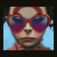 GORILLAZ : HUMANZ (LP Vinyl) sealed