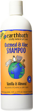 Earthbath All Natural Dog Shampoo, Oatmeal and Aloe, 16 Oz