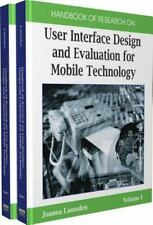 Handbook of Research on User Interface Design and Evaluation for Mobile...