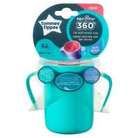Tommee Tippee 360 Handled Cup - Teal