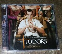 NEW Factory-Sealed THE TUDORS Showtime Series CD Soundtrack TREVOR MORRIS