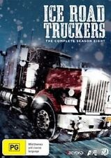 ICE ROAD TRUCKERS : SEASON 8 -  DVD - Region 2 UK Compatible