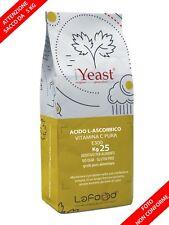Acido Ascorbico Puro - Vitamina C - E300 - sacco da 5kg  - Alimentare