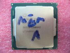 QTY 1x Intel CPU i7-7700 Quad-Cores 3.6Ghz 8MB LGA1151 SR338 mem channel A not w