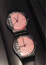 Swatch X-Ray, Double Vision, Watch, 2011, Jeremy Scott, neu, new, GZ252