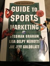 The Ultimate Guide to Sports Marketing - Hardcover By Graham, Stedman - GOOD