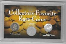 COLLECTORS FAVORITE RARE COINS