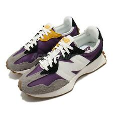 New Balance 327 NB327 Purple Grey Black White Yellow Gum Women Casual WS327COA B