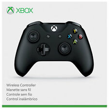 Microsoft Xbox One / Xbox One S Wireless Controller - Black (6CL-00001) (1708)