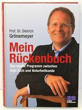 Mein Rukenbuch DR DIETCH GRONEMEYER ZABERT SANDMANN BOOK