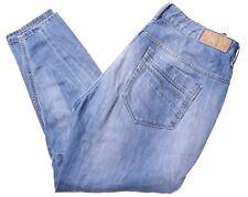 DIESEL Mens Low Waist Jeans W30 L25 Blue Cotton Boyfriend Fayaza MK13