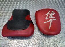 Suzuki GSX1300R Hayabusa // Custom Seats With Bagster Covers
