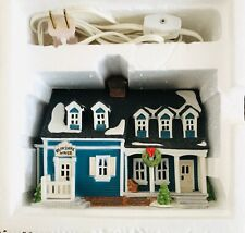 1989 Dept 56 Heritage Village Collection New England Berkshire House Retired
