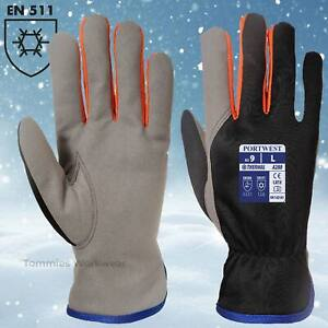 Thermal Gloves Winter Shield Insulation Cold Protection Work Safety Gloves