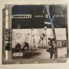 Warren G G Funk Era CD 1994 Gut Rap Hip Hop