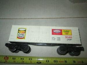 O/O-27 Lionel 9046 True Value Boxcar.