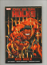 Hulk: Fall Of The Hulks - Red Hulk TPB - (Grade 9.2) 2010