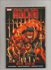 Hulk: Fall Of The Hulks - Red Hulk TPB - (Grade 9.2) 2010