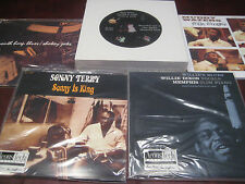 ANNE ARBOR BLUES FESTIVAL 45 SPEED SET + ADDTIONAL 45 SPEED BLUES AUDIOPHILE LPS