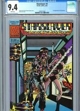 Starslayer #3 CGC 9.4 White Pages Dave Stevens 2nd Rocketeer Pacific Comics 1982