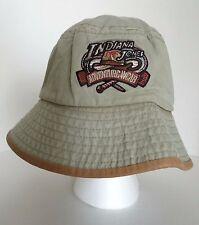 Indiana Jones Adventure Wear Beige 100% Cotton Lucasfilm Size XL Bucket Hat