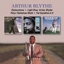 Arthur Blythe - Elaborations / Light Blue: Arthur Blythe Plays [New CD] UK - Imp