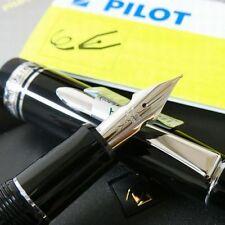 PILOT CUSTOM HERITAGE 912 Black Body Fountain Pen FA-Nib FKVH-2MR-B-FA JAPAN