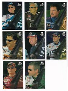 2002 Stealth BEHIND THE NUMBERS #BN6 Rusty Wallace BV$10! SCARCE! ONE CARD ONLY!