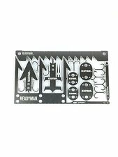 Wilderness Survival Card EDC Survival tool by ReadyMan FREE Shipping