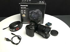 Panasonic Lumix g80 DMC-G80 Mirrorless Camera Kit With Lens 12-60 Lens Ois