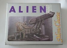 ~ Rare! Value! ~ HALCYON [ ALIEN ] 1/60 SPACE JOCKEY w/astronauts *PVC kit #HT04
