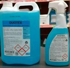 Nettoyant désinfectant Duotex 1 Bidon de 5 Litres et 1 flacon pulvérisateur750ml