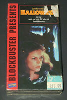 HALLOWEEN VHS 1978 HORROR SLASHER NEW SEALED RARE VIDEO TAPE BLOCKBUSTER CLASSIC