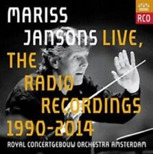 Mariss Jansons Live - The Radio Recordings, 1990-2014 [Box Set], New Music