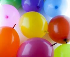 Assorted 10 Inch - Latex Linking Balloons - Link Balloon - Pack of 50