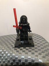New Custom Minifigure Star Wars Kylo Ren Rise Of Skywalker ARRIVES IN 2-4 DAYS
