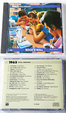 THE ROCK´N´ROLL ERA 1963 Still Rockin´ / 24 Original Hits .. 1993 Time Life CD