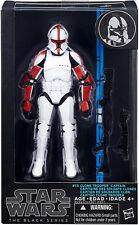 "Star Wars The Black Series 6"" Wave 8 #13 Clone Trooper Captain Figure UK"