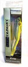 Koppers Live Target Yellow/ Blue Frog Size 4 5/8 inches 7/8 oz