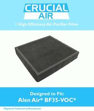 Replacement BreatheSmart Alen Air Air Purifier Filter Part # BF35-VOC