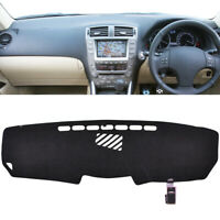 Xukey For Lexus IS250 IS350 ISF 2006-2013 Dashmat Dash Mat Dashboard Cover