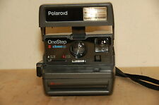 Polaroid Instant Camera, One Step Close Up,Film 600