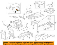 Acura HONDA OEM 13-18 RDX Center Console-Lock Knob 83417TX4A01
