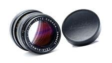 Leica Tele-Elmarit 90mm f2.8 In Black - 1974 - M Mount - EXCELLENT!