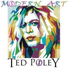 TED POLEY MODERN ART 2018 BRAND NEW SEALED CD DANGER DANGER